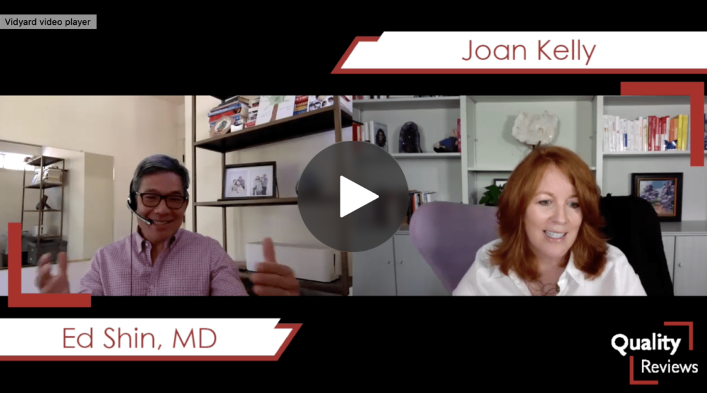 World Lessons in Patient Experience: A Conversation with Joan Kelly